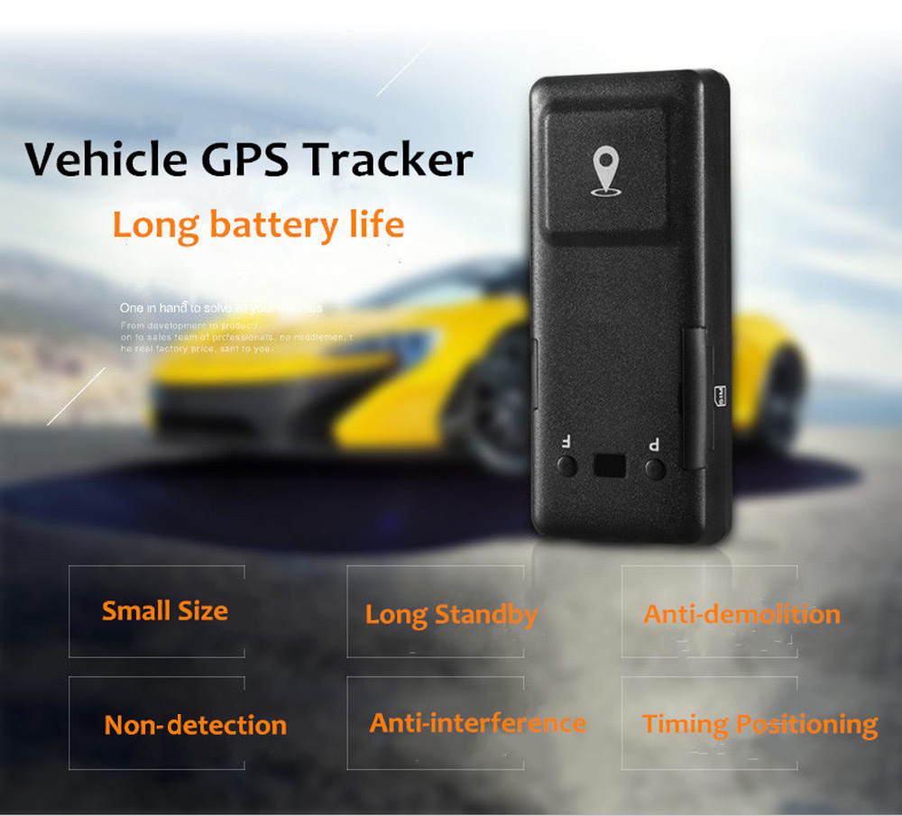 T28 Magnetic GPS Tracker Monitor