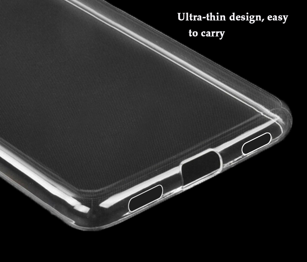 Transparent TPU Soft Protective Case for Xiaomi Redmi Pro Ultra Thin Phone Shell