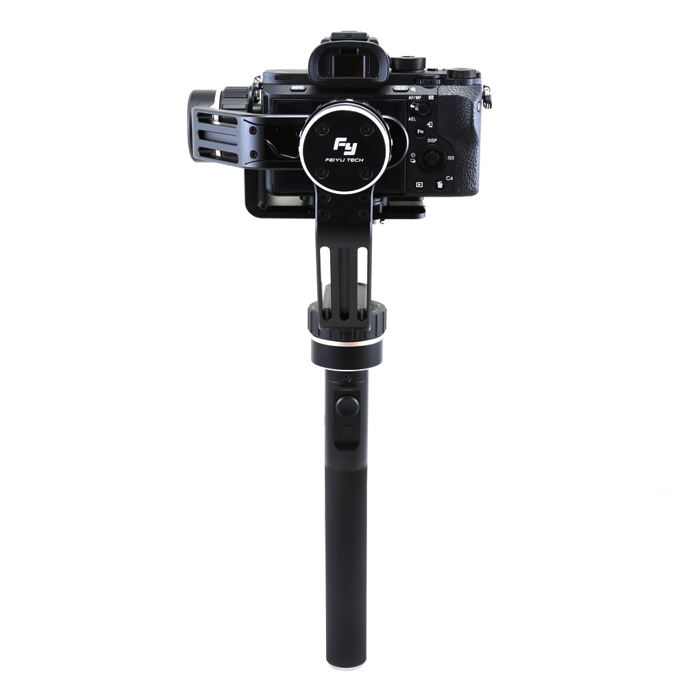 FY FEIYUTECH MG Lite Handheld Gimbal for Mirrorless Camera 360 Degree 3 Axis Rotation Wireless Control with Clip