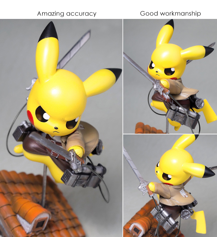 5.9 inch PVC Action Figure Animation Collectible Figurine