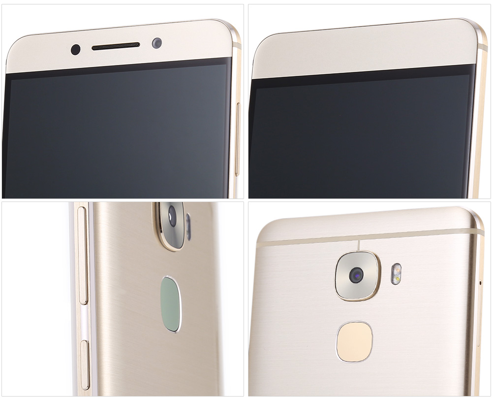 LeTV Leeco Le Pro 3 X720 Android 6.0 5.5 inch 4G Phablet Snapdragon 821 Quad Core 2.35GHz 6GB RAM 64GB ROM Fingerprint Scanner 16MP Rear Camera