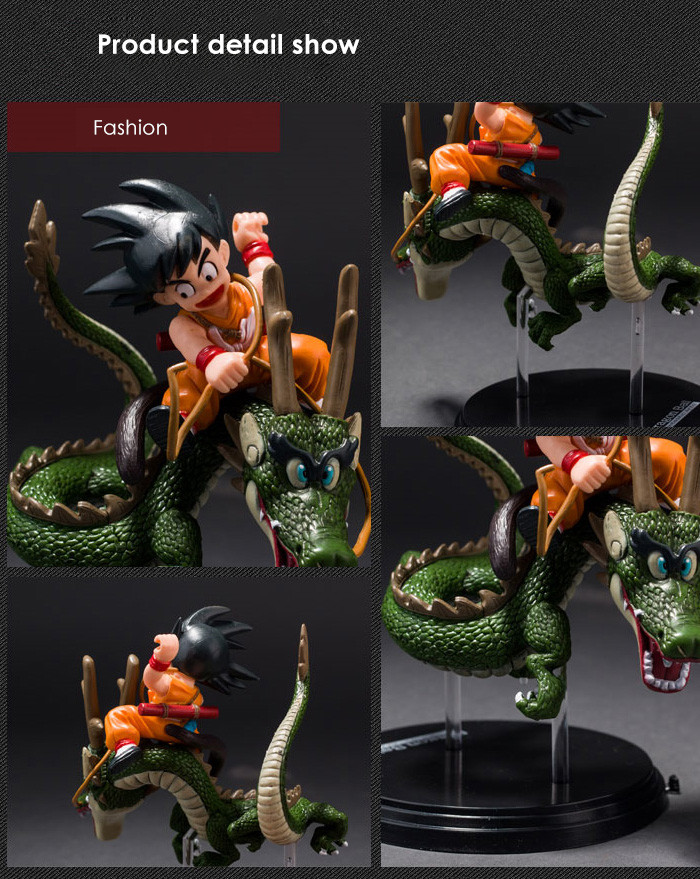 6.69 inch Action Figure Animation Collectible PVC Figurine Scene Model