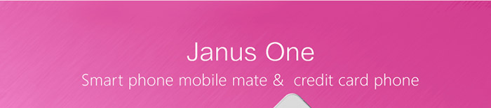 Scheda Janus One Full Touch Phone