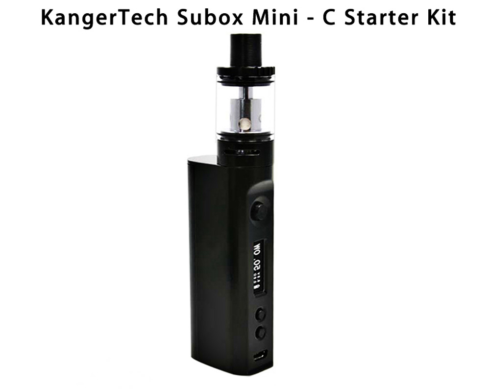 Originale KangerTech Subox Mini - C Starter Kit