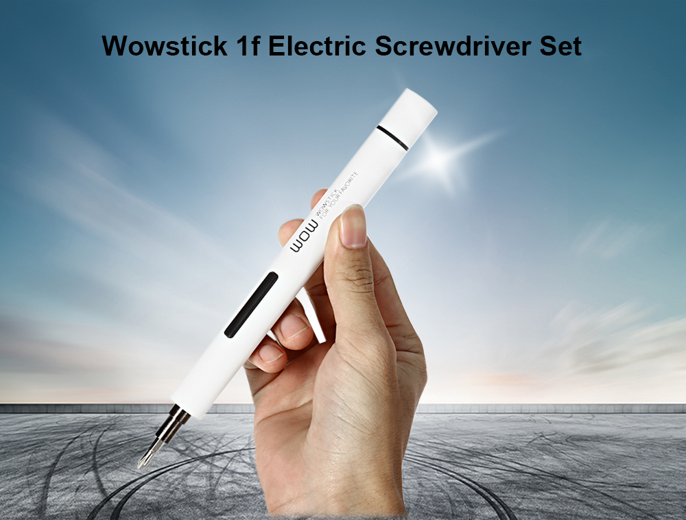 Wowstick 1f Electric Screwdriver Set Power Tool