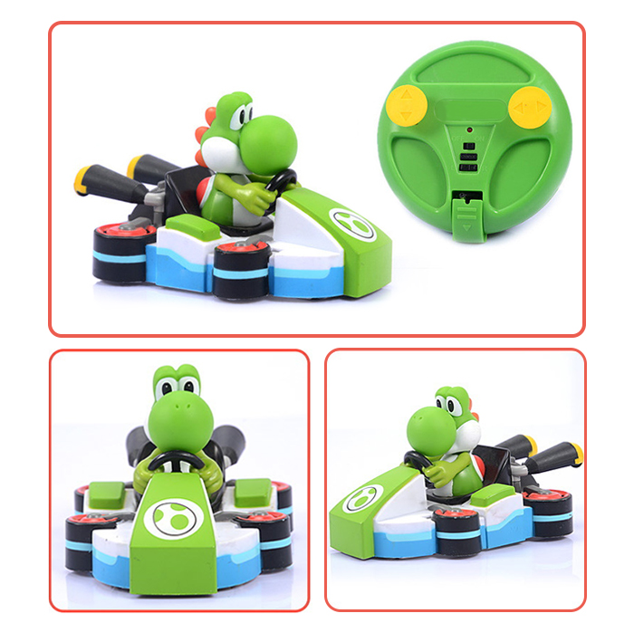RC Wall Climbing Car Infrared Control Interesting Cartoon Toy for Kid