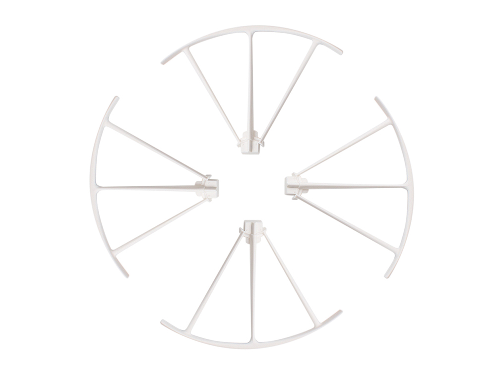Original Syma Protection Ring Quadcopter Accessory for X5UW X5UC RC Drone - 4pcs