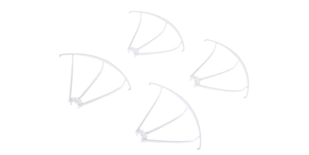 Original SKRC Protection Ring Quadcopter Accessory for D20 D20W RC Drone - 4pcs