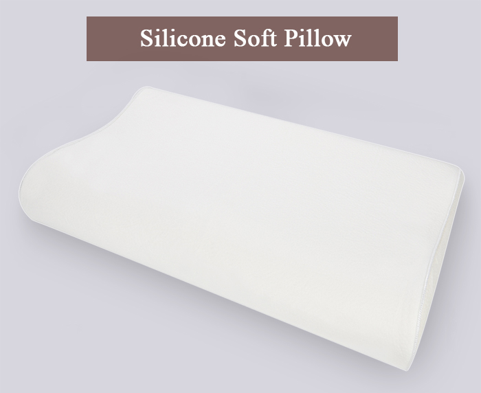 Silicone Elastic Soft Pillow Bedroom Bedding