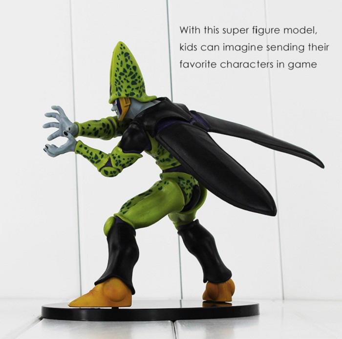 Static Action Figure Animation Collectible PVC Figurine Toy - 7 inch