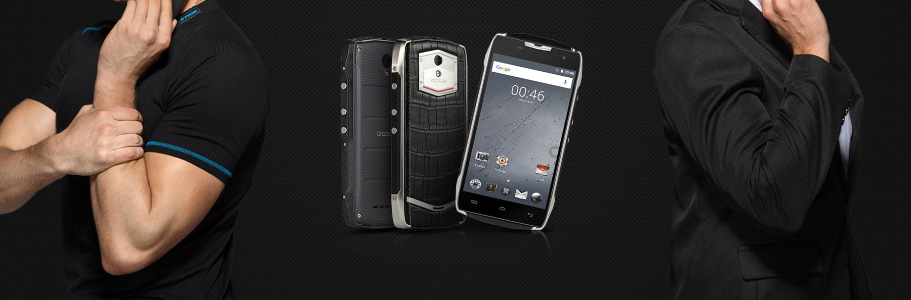 Doogee T5 Lite Android 6.0 5.0 inch 4G Smartphone MTK6735 Quad Core 1.0GHz 2GB RAM 16GB ROM Gyroscope OTG