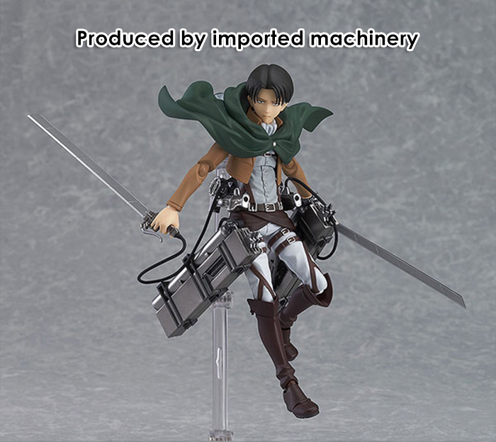 Static Action Figure Animation Collectible PVC Figurine