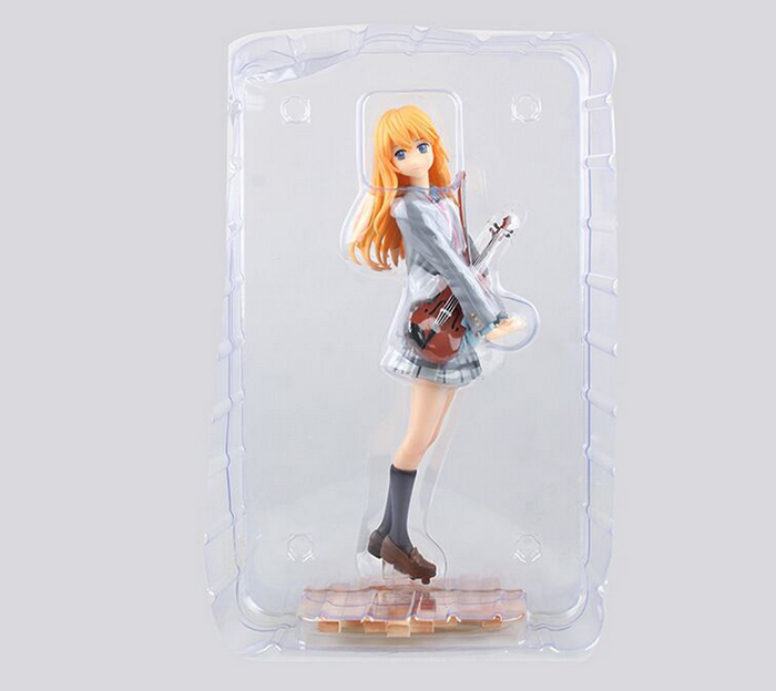 Static Action Figure Animation Collectible PVC Figurine - 7.87 inch