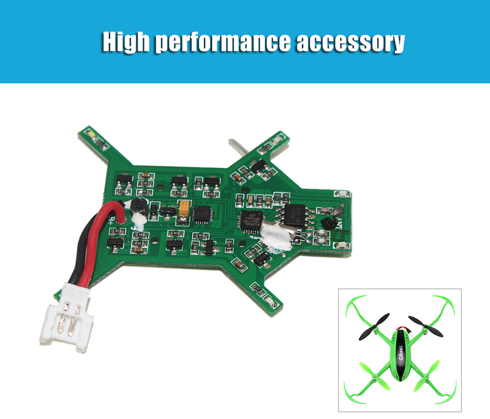 Original GTeng 2.4G Receiver Board Quadcopter Accessory for T903 RC Drone