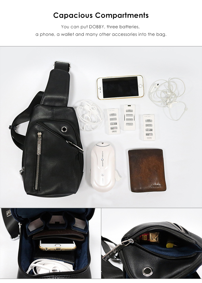ZEROTECH Carrying Bag for DOBBY Mini Selfie Drone