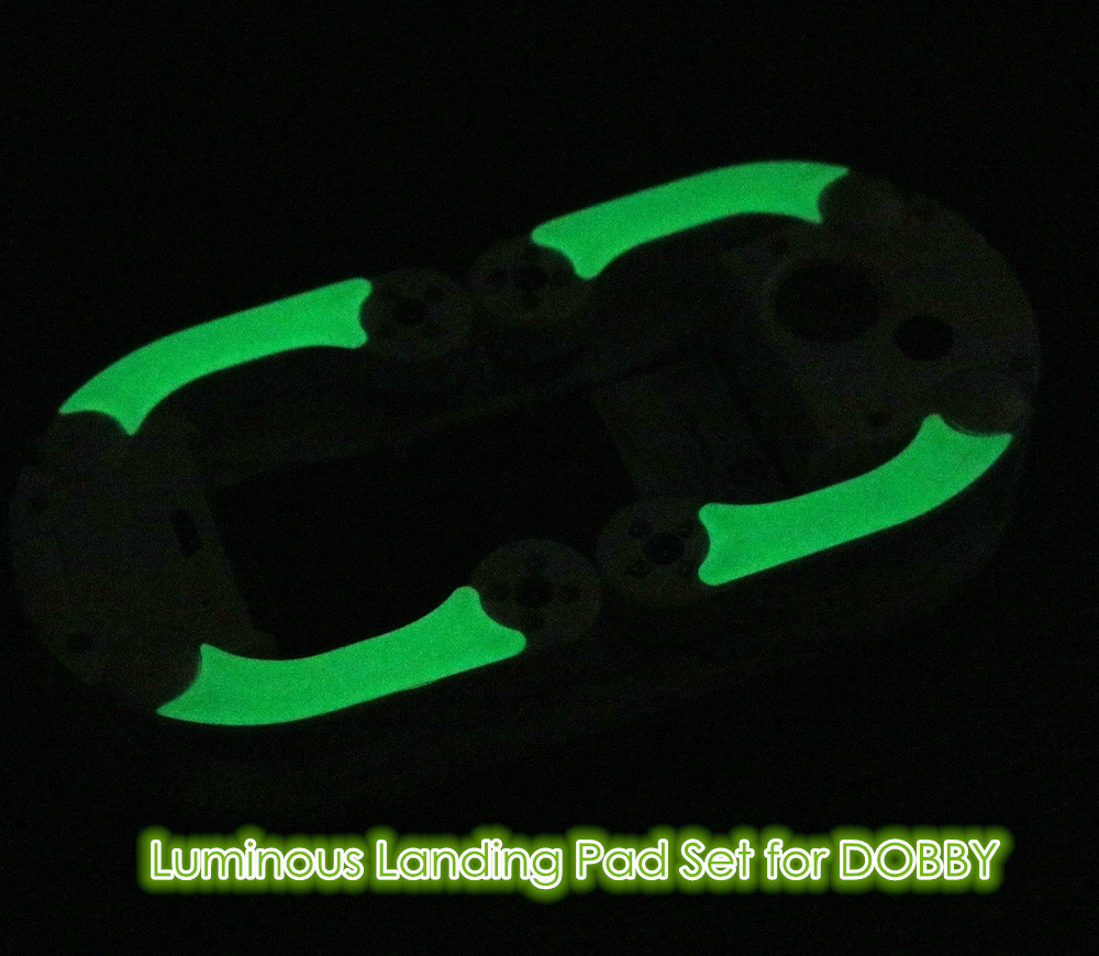 ZEROTECH 8pcs Luminous Landing Pad for DOBBY Mini Selfie Drone