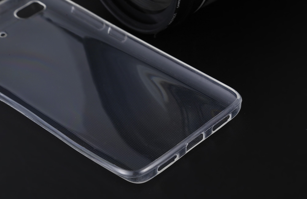 Transparent TPU Soft Case for Xiaomi 5S Ultra Thin Phone Protector