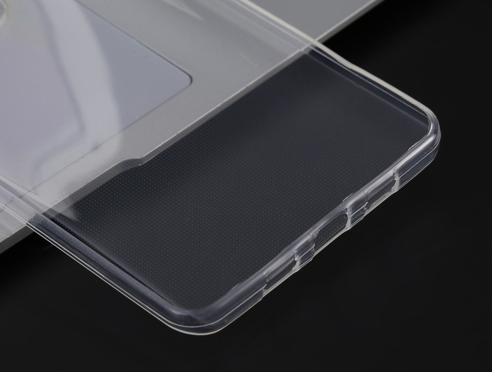 Transparent TPU Soft Case for Xiaomi 5S Plus Ultra Thin Phone Protector