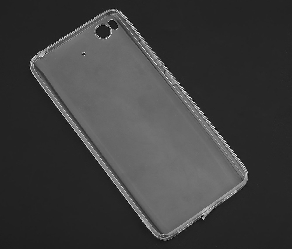 ASLING Transparent TPU Soft Case for Xiaomi 5S Ultra Thin Phone Protector