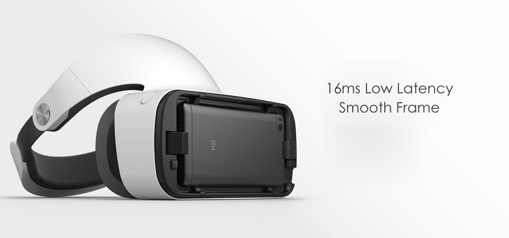 Original Xiaomi VR 3D Virtual Reality Glasses 103 Degree FOV Object Distance Adjustment with Remote Controller