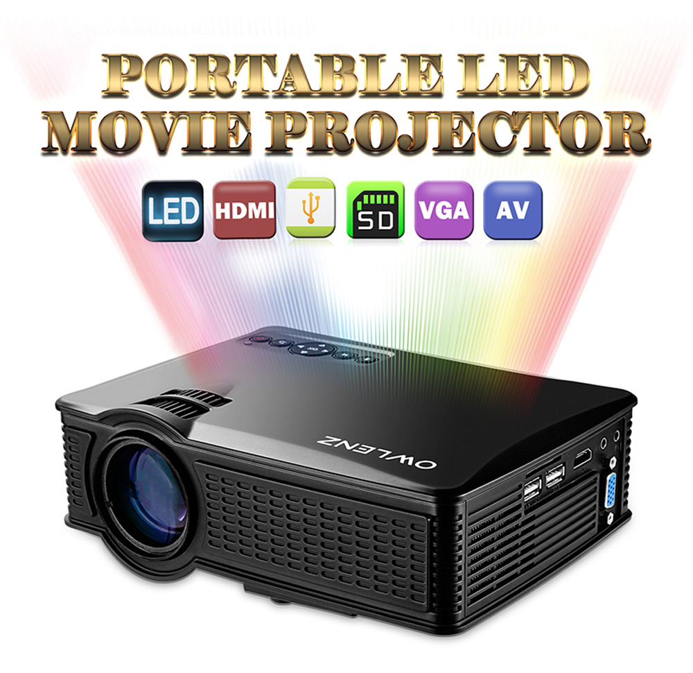 SD50  LCD Proyector