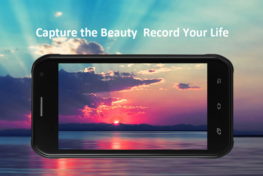 Oeina Tank S6 Android 5.1 5.0 inch 3G Smartphone MTK6580 1.3GHz Quad Core 512MB RAM 8GB ROM GPS Gravity Sensor Bluetooth 4.0