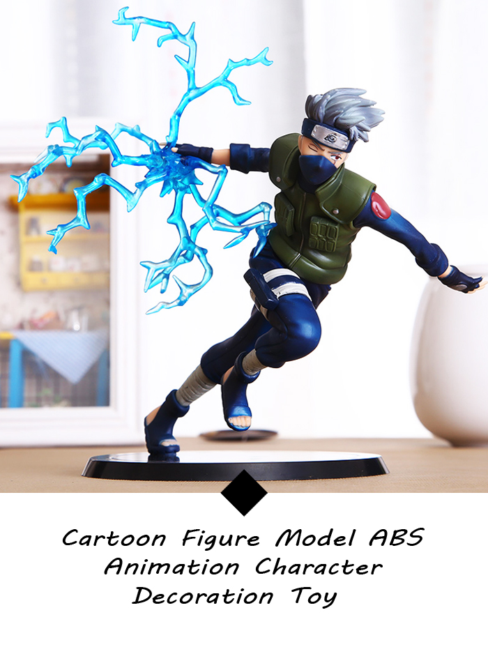 Action Figure Animation Collectible PVC Figurine Toy - 6.3 inch