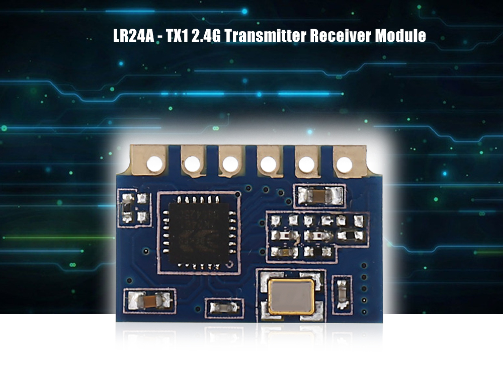 LR24A - TX1 2.4G Wireless Transmitter Receiver Module for Arduino