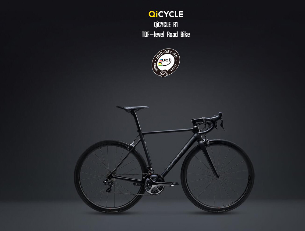 Original Xiaomi Qicycle R1 Tdf Level Professional Road