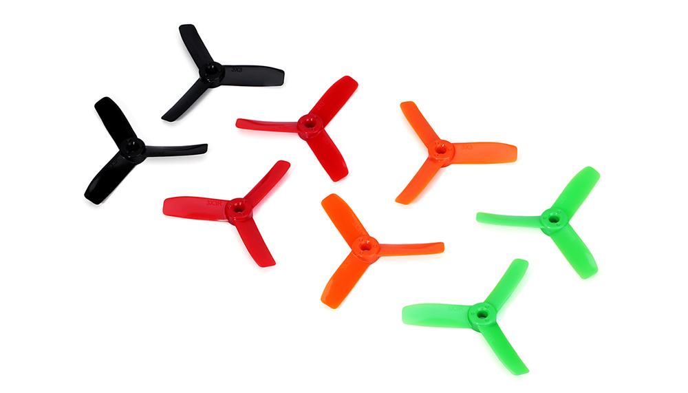 Original dys X30303 3030 Three-blade Propeller Pack
