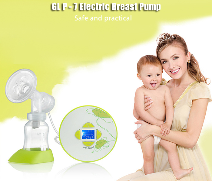 Gland Electronics P - 7 Electric PP Breast Pump with Music Function
