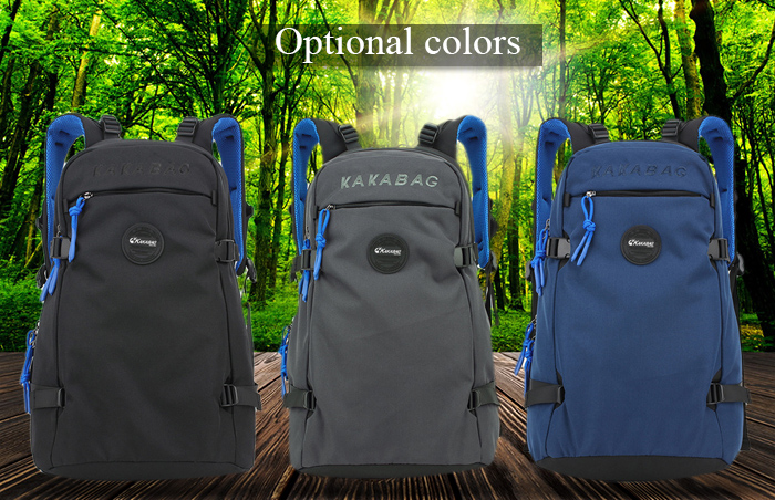 Kaka 2212 Breathable Oxford 35L Leisure Backpack 15 inch Laptop Bag