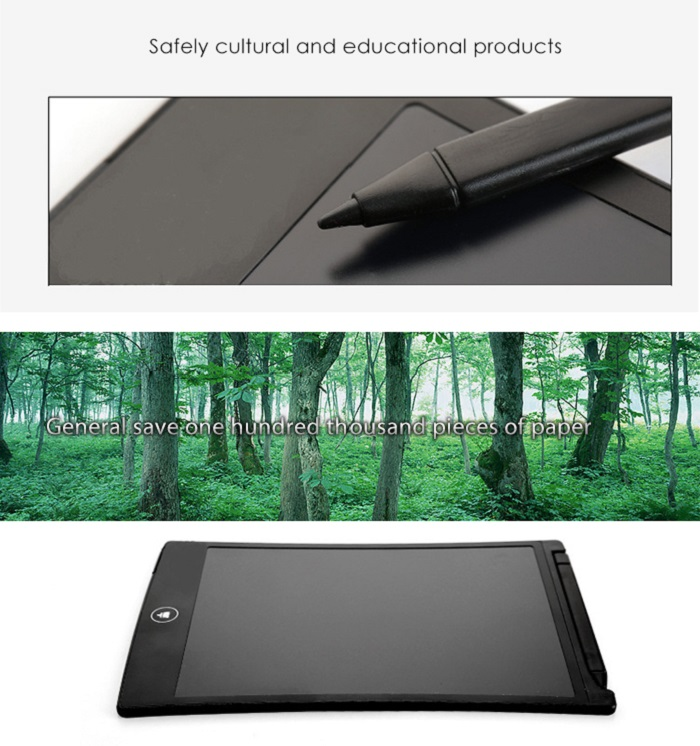 8.5 inch Writing Tablet Educational Drawing Toy for Kid