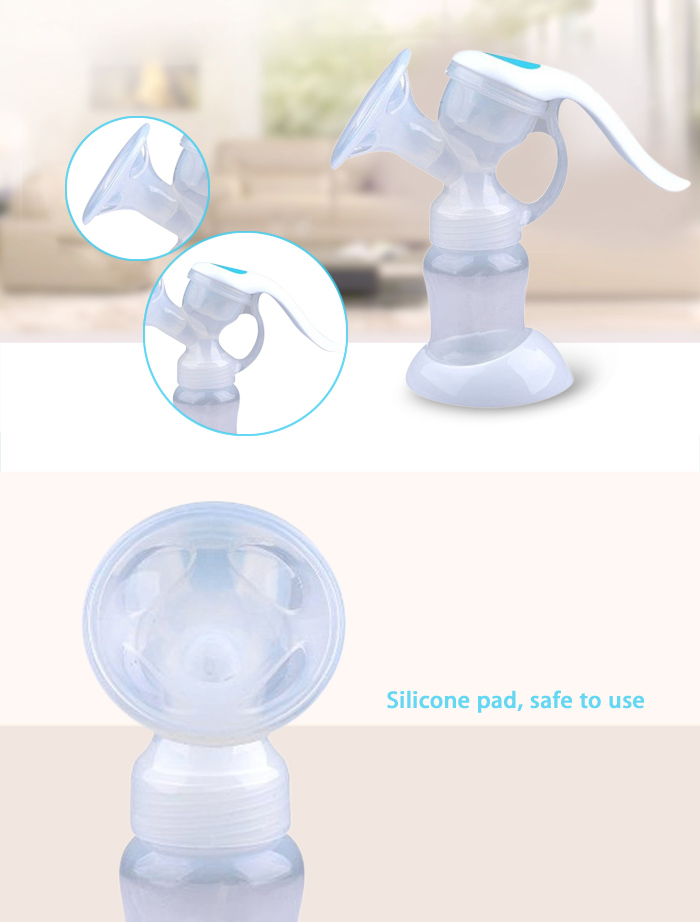 Gland Electronics P - 11 Manual Breast Pump for Mother