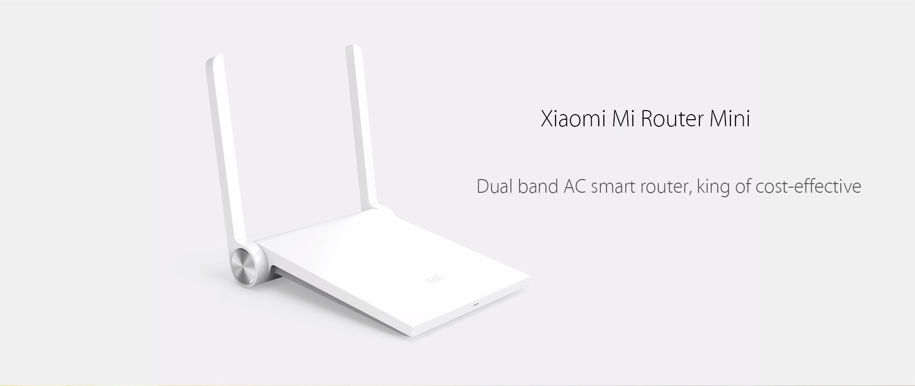 Xiaomi Mi Wifi Mini Router 80211n End 5 16 2019 1103 Am Chinese Version Dual Band 24ghz 5ghz 1167mbps Ac Intelligent