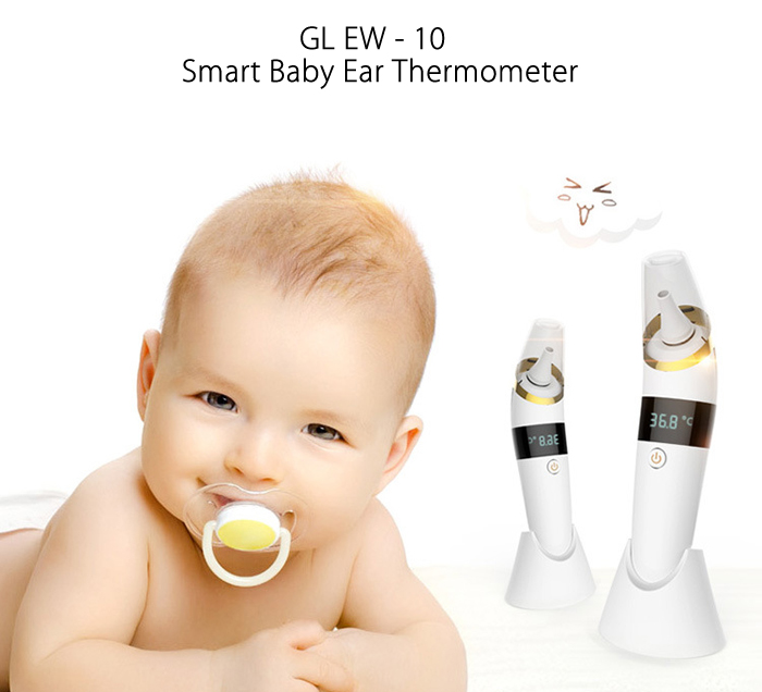 Gland Electronics EW - 10 Smart Ear Thermometer for Baby Elder People
