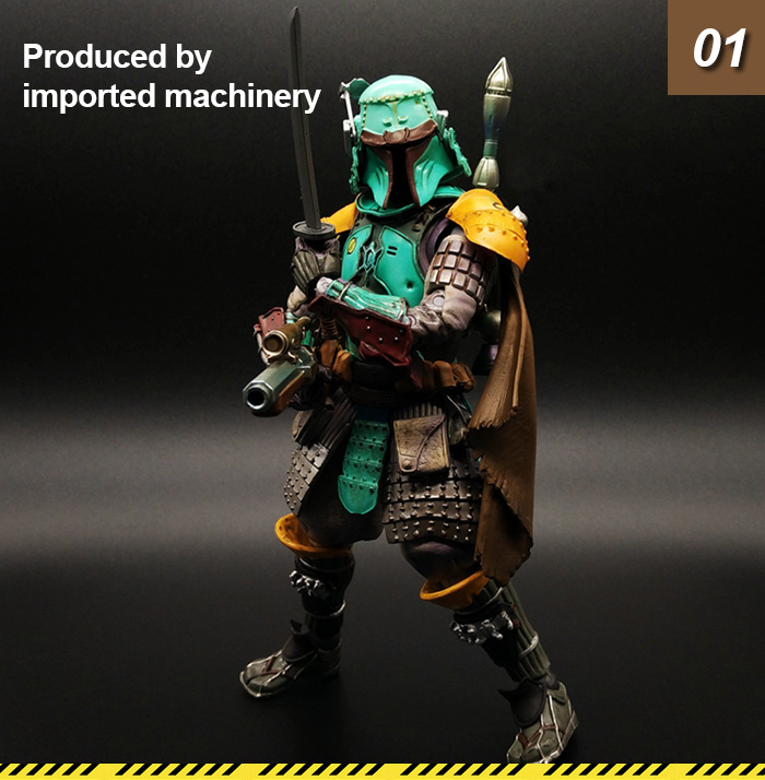 6.69 inch Movable Joint  Action Figure Animation Collectible PVC + ABS Figurine