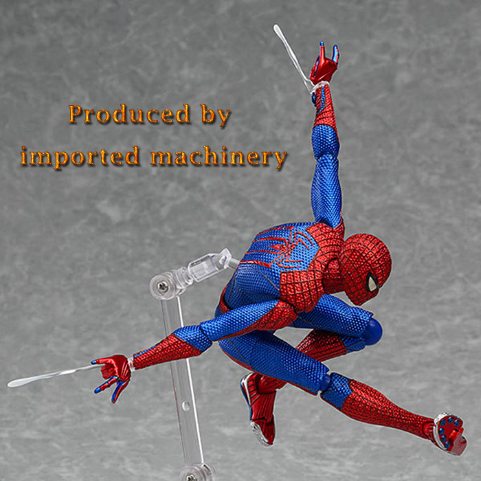 6.3 inch Movable Joint PVC + ABS Action Figure Animation Collectible Figurine