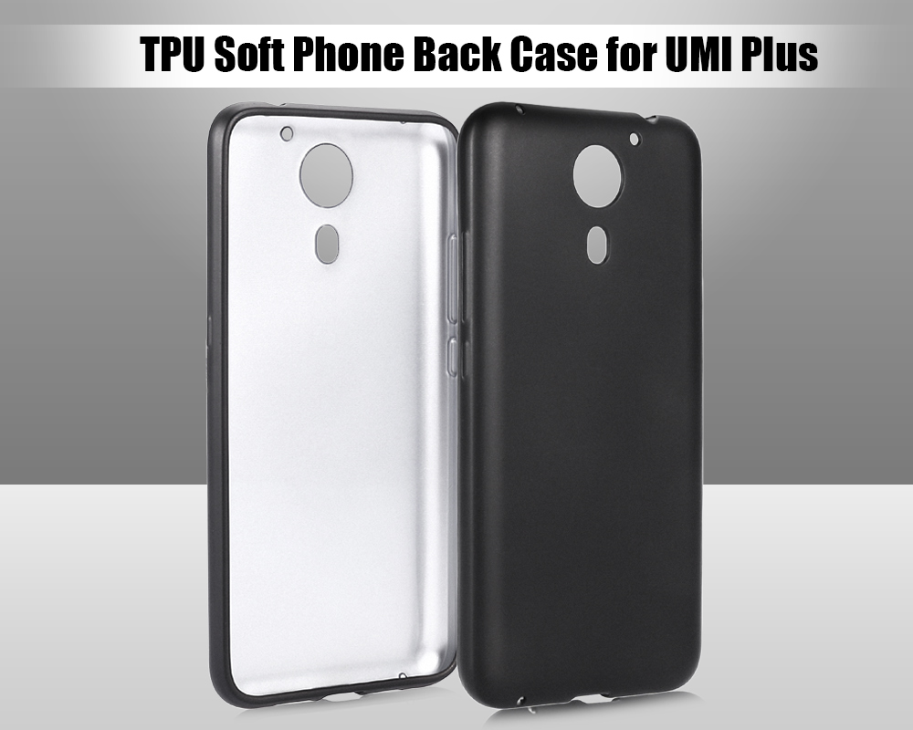 OCUBE TPU Soft Matte Style Protective Phone Back Case for UMI Plus