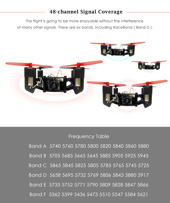 SPC90 90mm FPV Racing Drone BNF with 5.8G 600TVL F3 Brushed Flight Controller