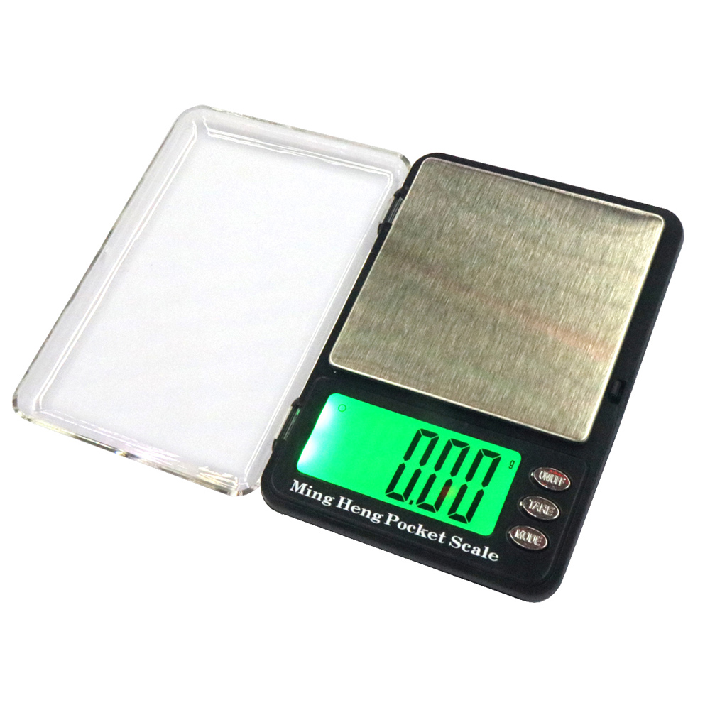 MH - 399 100g 2.2 inch LCD Digital Scale with 0.01g High Accuracy