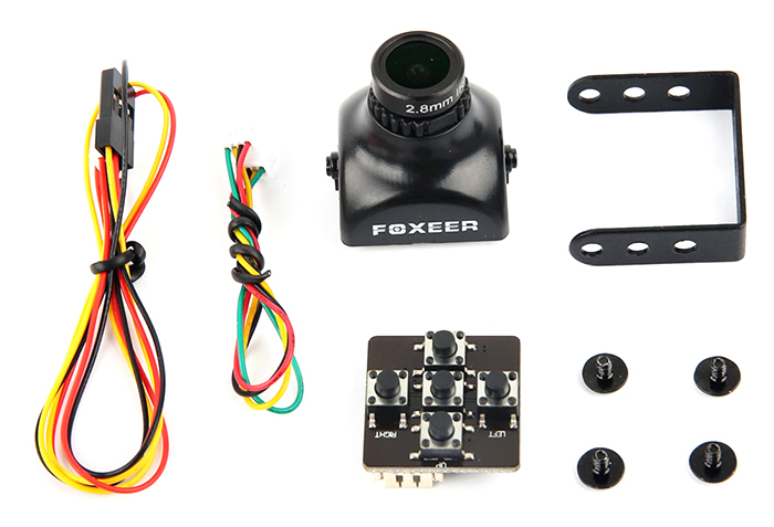 GBX210 210mm Carbon Fiber DIY Frame Kit RC Racing Drone with SP Racing F3 ACRO 6DOF FC / DYS Fire 2206 Motor / XS30A ESC