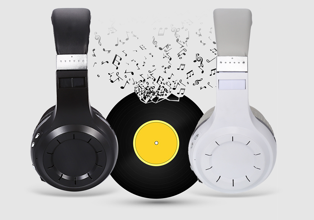 Bluetooth V4.1 Wireless Headphones with Song Switch Function