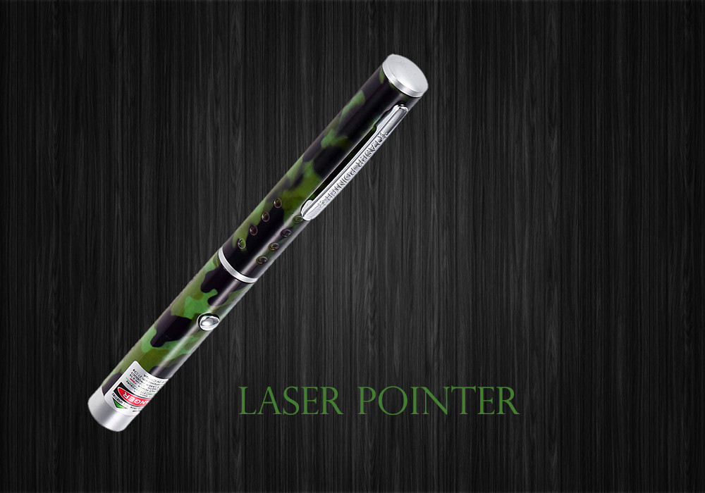 UltraFire 532nm 5mw Green Laser Pointer with Pen Shape
