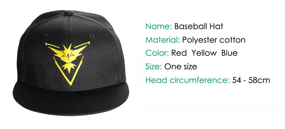 Unisex Adjustable Cartoon Embroidery Baseball Hat Peaked Cap