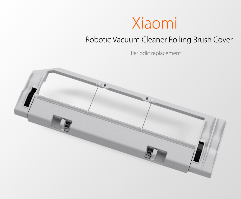 Robotic Vacuum Cleaner Rolling Brush Cover for Xiaomi Sweeper Accessories