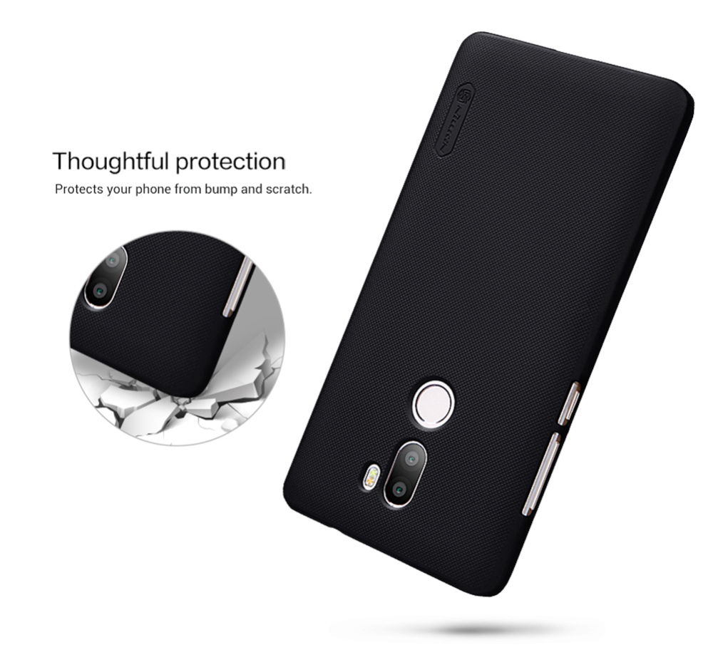 Nillkin Frosted Style PC Hard Protective Cover Case with Screen Film for Xiaomi 5S Plus