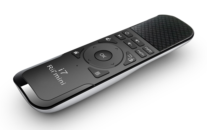 Rii i7 2.4G Wireless Keyboard Remote for HTPC Android TV Box PC Laptop