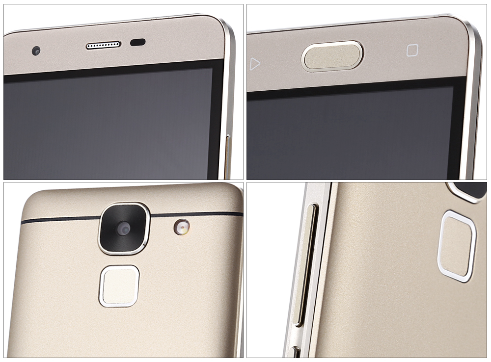 L2 Android 6.0 5.0 inch 3G Smartphone MTK6580 1.5GHz Quad Core 1GB RAM 8GB ROM Dual Cameras Fingerprint Scanner