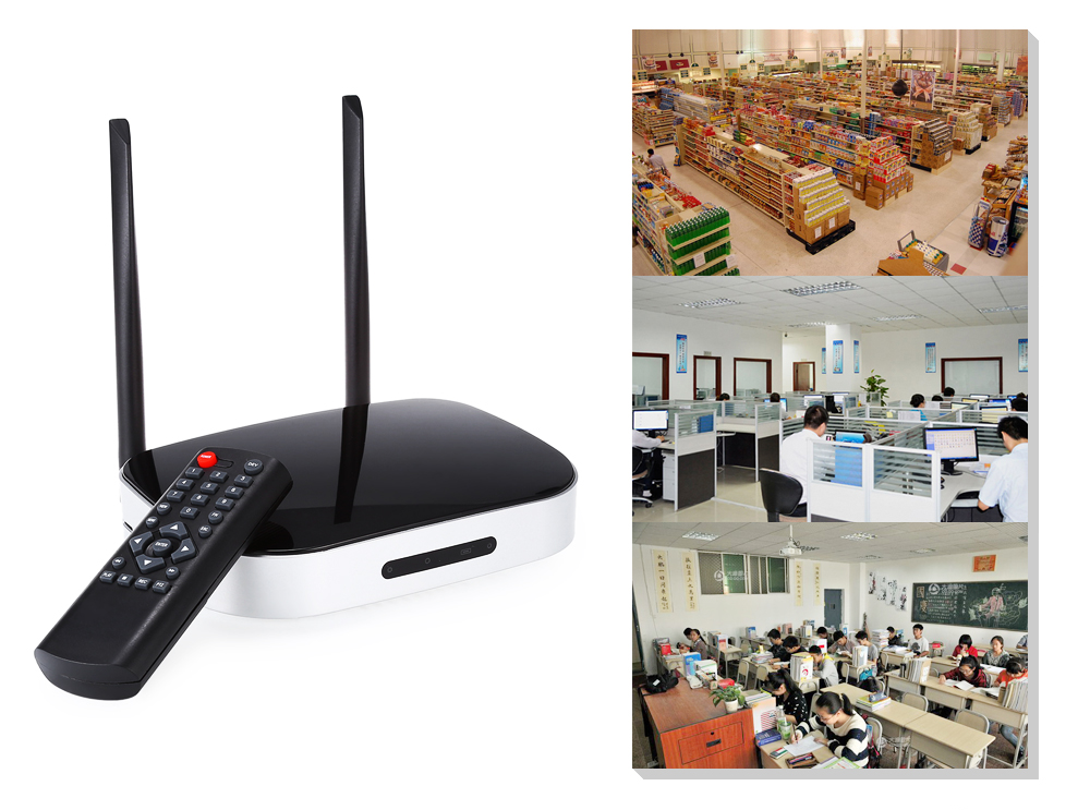 720P Wireless 4 / 8 Channel NVR Kit with 4 IPC
